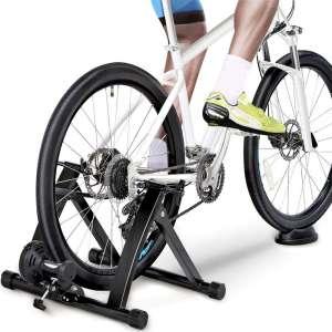 Yaheetech Premium Steel Stationary Bike Stand