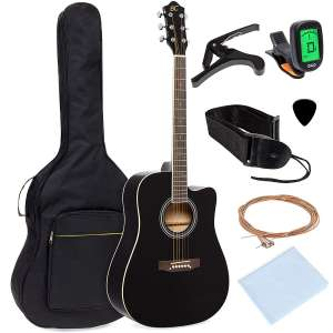 Best Choice Products 41-inch Acoustic Guitar