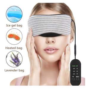 7. Esonmus Heated Eye Mask