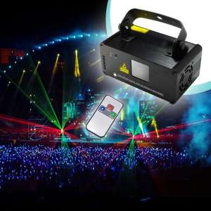 Sumger Laser Light Projector