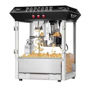 Superior Hot and Fresh Countertop Style Popcorn Machine