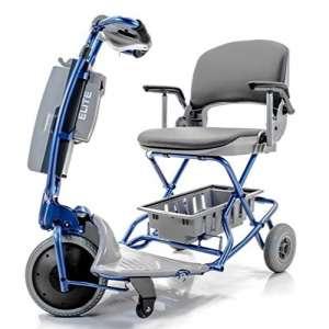 Tzora Easy Travel Folding Power Scooter