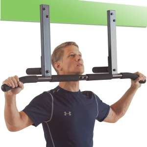7. Ultimate Body Press Joist Mount Pull Up Bar