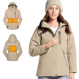 Venustas Women's Heated Coat