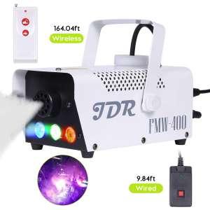JDR Fog Smoke Machine with Lights