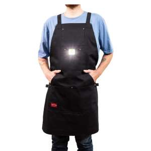 8. JayCee GRILLIN AND CHILLIN the Ultimate Soft BBQ Grill Apron