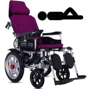 LJMGD Heavy-Duty Electric Wheelchairs