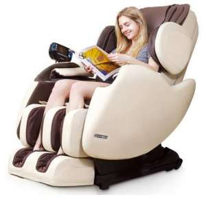 8. R Rothania Ospirit Shiatsu Massage Chair (new)