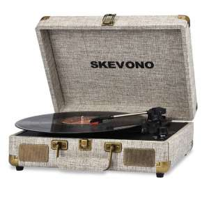 SKEVONO Vinyl Record Player