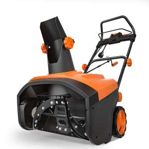 TACKLIFE Snow Blower 15-Amp Electric Snow Shovels