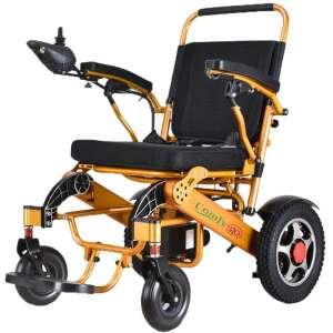 ComfyGO Exclusive Deluxe Electric Wheelchair
