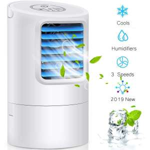 GREATSSLY Humidifier Air Conditioner