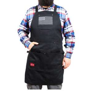 9. JayCee's GRILLIN AND CHILLIN Perfect Grill, BBQ, Chef Apron for Men/Women