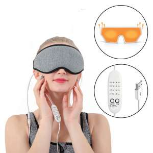 9. Love Rain Heated Eye Mask 3D