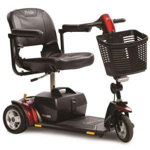 Pride Mobility Elite Traveler Travel Power Scooter