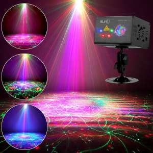SUNY DJ Laser Light Projector