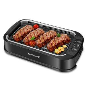 Techwood Smokeless Indoor Grill