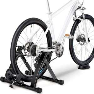 Topeakmart Premium Stainless Steel Bike Stand