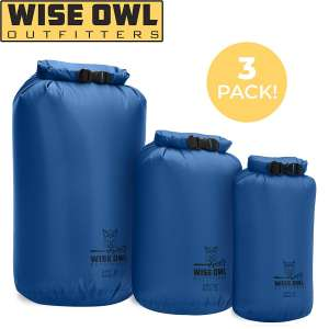 Wise Owl Outfitters Dry Bag