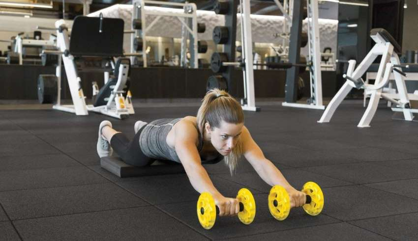Ab Roller Exercises