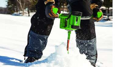 Electric Ice Augers