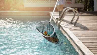 Swimming Pool Leaf Rake Nets
