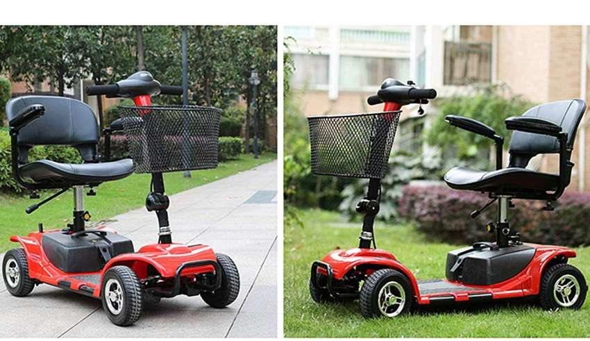 Travel Power Scooters