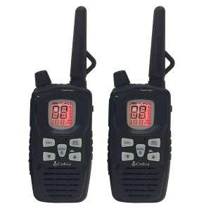 Cobra CXY900 Two-Way Radios 40-Mile Walkie Talkies
