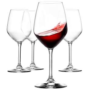 Paksh Novelty Italian Red Wine Glass