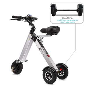 TopMate Folding Electric Tricycle Scooters