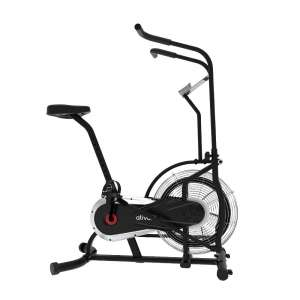 ATIVAFIT Upright Air Bikes with an Air Resistance System