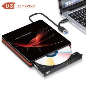 IGYLAR Riselight External DVD Drive