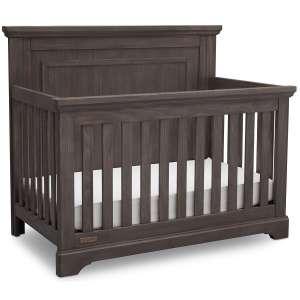 Simmons Kids SlumberTime 4-in-1 Convertible Baby Crib