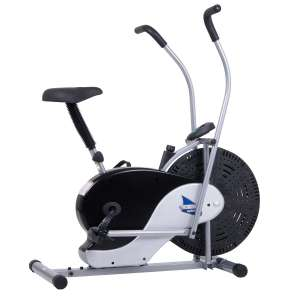 Body Rider Upright Fan Bike - Adjustable Seat