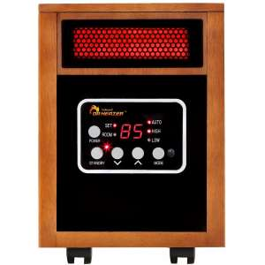 Dr Infrared Heater 1500-Watt Portable Space Heater