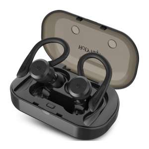 2. HolyHigh Sports Wireless Earbuds