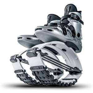 Kangoo Jumping Boots - White Edition