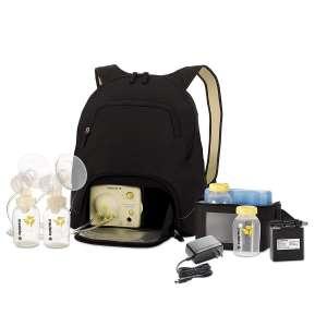 2. Medela Advanced Breastfeeding Pump with Backpack