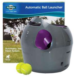 PetSafe Automatic Ball Launcher, Easy-Open Packaging