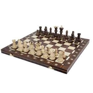 Wegiel Handmade European Ambassador Chess Set