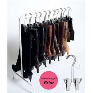 BoottiqueBoot rack with 6 Gripz Hangers