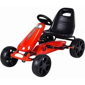Costzon Go Kart for Outdoor with Clutch