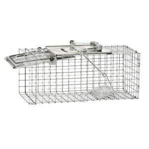 3. Havahart 1083 Easy Set One-Door Cage Trap