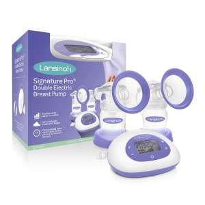 3. Lansinoh Signature Pro Double Electric Lactation Pump