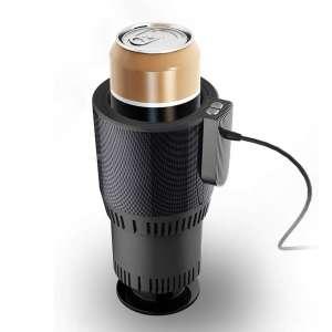 3. VAlinks 2-in-1 Car Cup Warmer/Cooler
