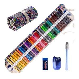 4. JOYSTAR Colored Pencil 72-Count