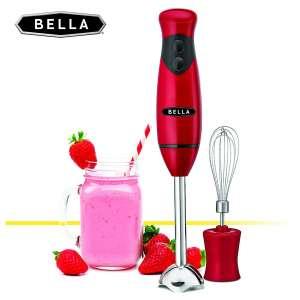 5. BELLA 14460 2.65 lb Hand Immersion Blender