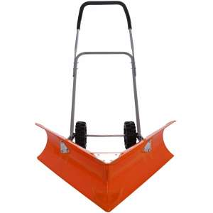Ivation Snow Pusher for Walkways