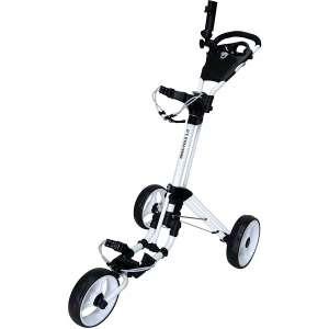 Qwik-Fold Push/Pull Golf Cart with Foot Brake