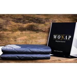 WONAP Cooling Weighted Blanket